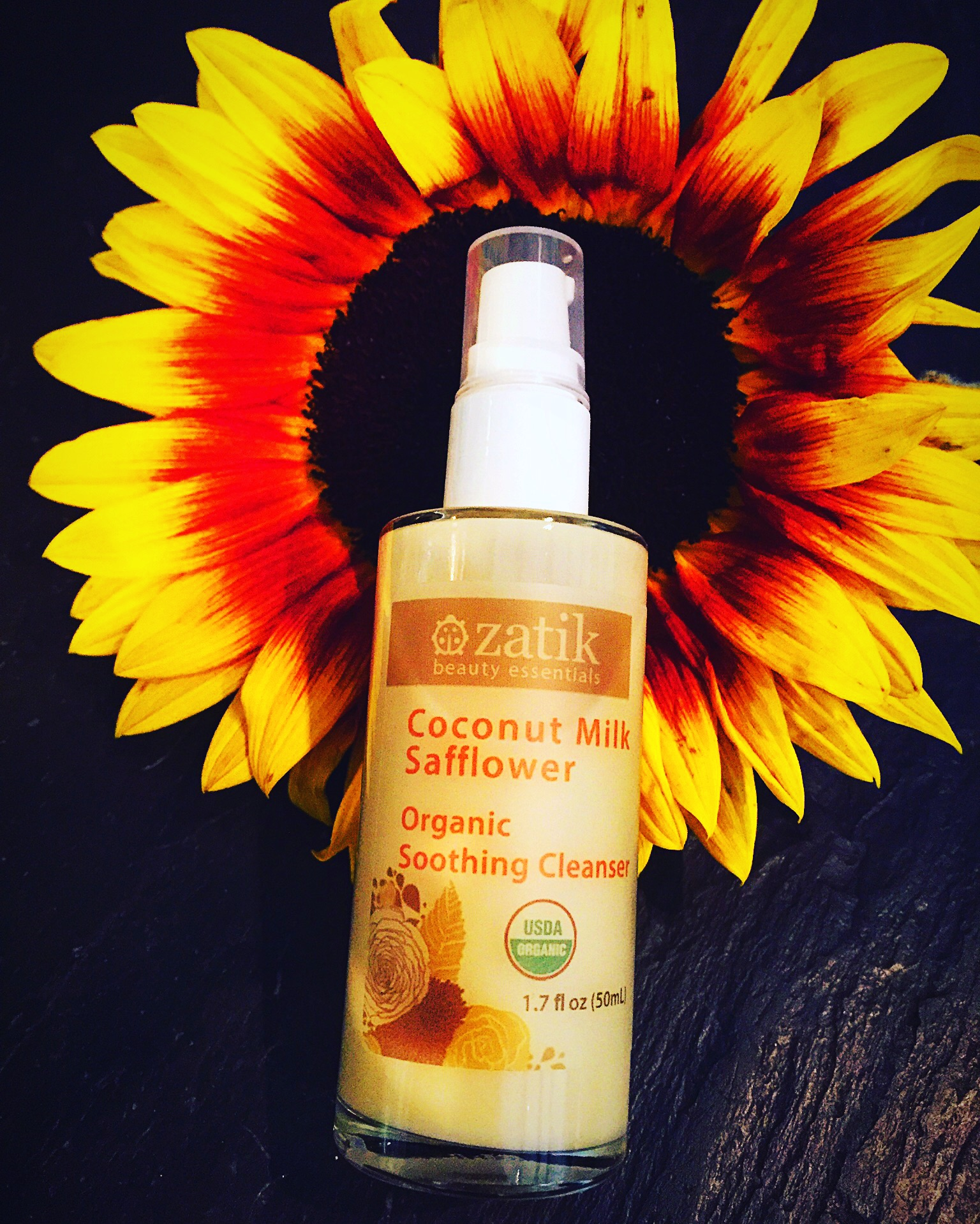 Coconut Safflower Cleanser